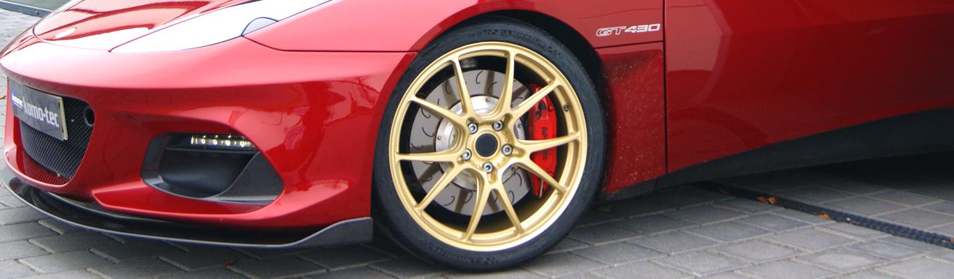 LSL01 Titeblid mit Michelin Support