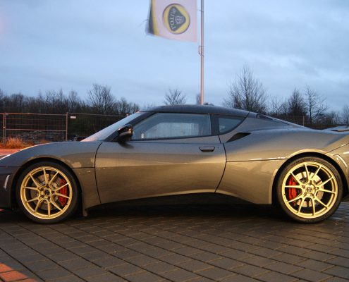 Lotus Evora 400 forged wheels Leitspeed Wheels LSL01