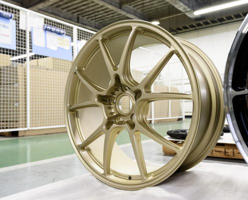 Leitspeed-Wheels_LSL01 Champagne Gold Frosted