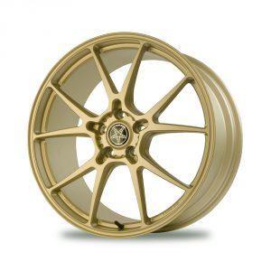 Leitspeed LSL01 CHAMPAGNE GOLD FROSTED Rear