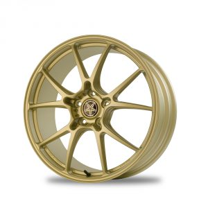 Leitspeed LSL01 CHAMPAGNE GOLD FROSTED Front