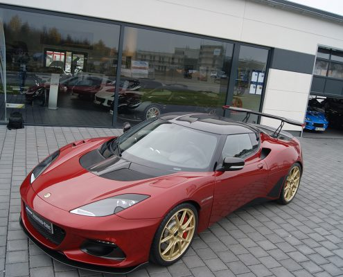 Lotus Evora GT430 forged wheels Leitspeed Wheels LSL01