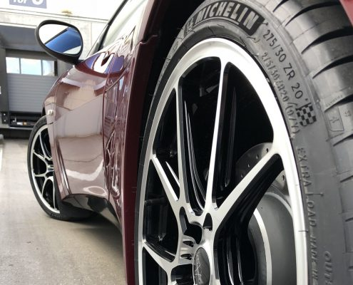 Lotus Evora Wheels Leitspeed LSL01 DC