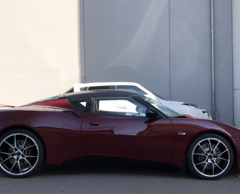Lotus Evora Forged Wheels Leitspeed LSL01 DC
