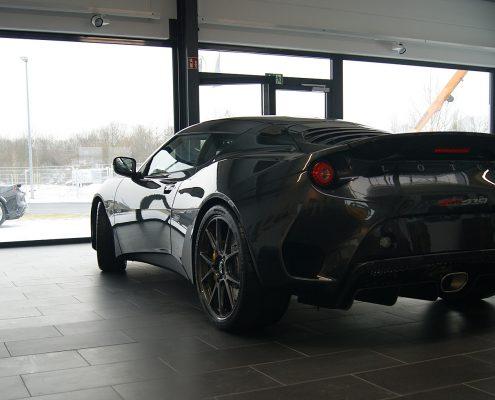 Lotus Evora GT410 Leitspeed forged wheel LSL01 gun metal